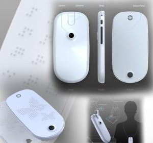 Смартфон для незрячих Viom2