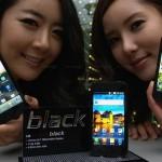 Начало продаж LG Optimus Black в Южной Корее