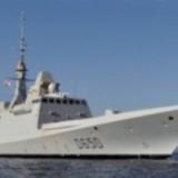 Испытания первого многоцелевого фрегата класса FREMM