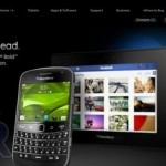 Новый смартфон BlackBerry PlayBook