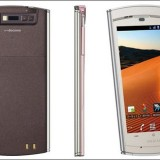 Тонкий смартфон Medias WP N-06C компании NEC
