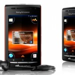 Первый музыкальный смартфон-Android W8 от Sony Ericsson
