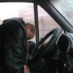 Не спать водитель, не спать!