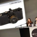 Фотоаппарат от фирмы Leica куплен на австрийском аукционе за $1,9 млн.