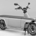 Новый Honda Motocompo