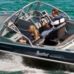 Новый катер Buster Magnum
