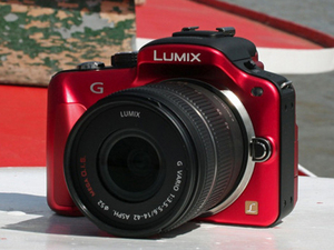Panasonic Lumix DMC G3