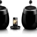 Система акустики Philips Fidelio SoundSphere, поддерживающая Wi-Fi и AirPlay.