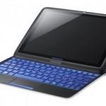 Планшет-нетбук Samsung Sliding PC 7 на базе Windows 7