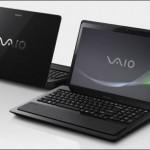 Обновленные ноутбуки Sony Vaio F
