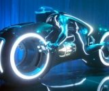 Мотоцикл TRON Lightcycle Replica