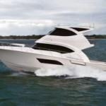 Австралийская флайбридж-яхта для гурманов морского отдыха.