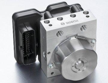 Превентивная Система Экстренного Торможения или PEBS Bosch