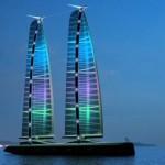 Green Jet Project — яхта с компьютеризированной системой управления парусами