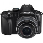 Фотоаппарат со сменным объективом Samsung NX11