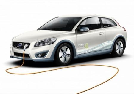 Электромобиль Volvo C30 EV