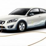 Электромобиль Volvo C30 EV — запуск конвейера