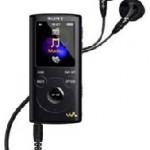 Sony представила новый плеер Walkman NWZ-E053