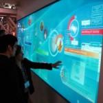 Видеостена NEC Multi-touch