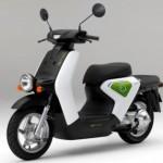 Новые электроскутеры EV Neo от Нonda едут в Барселону