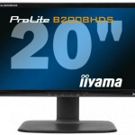 Монитор iiyama ProLite B2008HDS с LED подсветкой