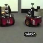 Говорящие роботы