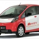 Mitsubishi iMiEV будут продавать и в России