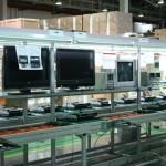 В России открыт новый завод по производству телевизоров