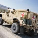 Тактическая медицинская машина M-ATV