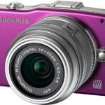 Беззеркальная компактная цифровая камера со сменными объективами