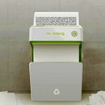 Контрпринтер экономит бумагу и радует экологов