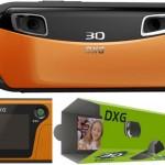 Бюджетная камера с поддержкой 3D DXG-018O