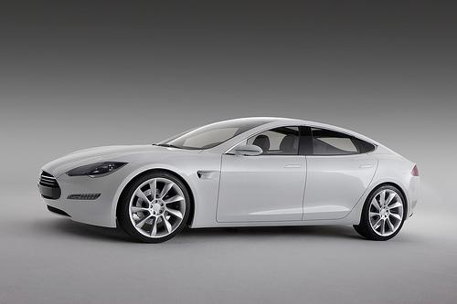 Новая модель Model S