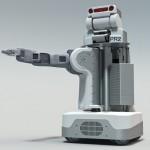 Версия робота PR2 с одним манипулятором
