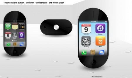 концепт iPhone Capsule