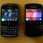 Реальные фото смартфона BlackBerry Curve 9360