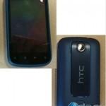 Первые фото смартфона HTC Pico