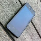 Смартфон LG E730 Optimus Sol на фото