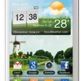 В продажу вышел LG Optimus Black белого цвета