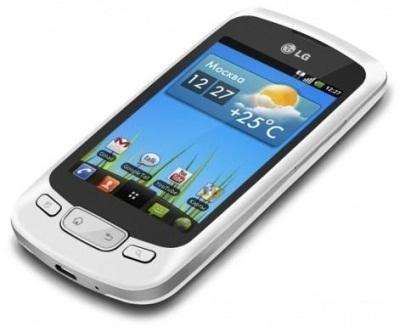 LG P500