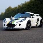 Автомобиль Lotus ездит на выпивке и закуске