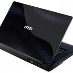Медиа-ноутбук CR430 от MSI