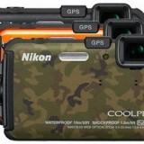 «Никон» выпустил свою первую защищенную фотокамеру