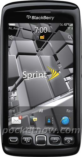 BlackBerry Torch 9850/Sprint