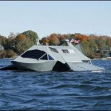 «Летучий Голландец» вдохновил американцев на создание корабля-призрака
