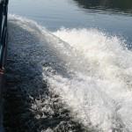 «Зона спокойствия» поможет кораблю плыть быстрее