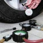 Автомобильную шину скрестили с насосом
