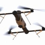 Американский беспилотный «Воробей» готовится к полету