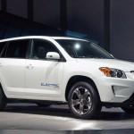 RAV4 EV станет интернациональным электромобилем
