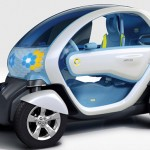 Электромобиль Twizy стал чемпионом мира по дешевизне